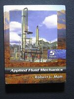 Applied Fluid Mechanics (5th Edition) by Mott, Robert L.