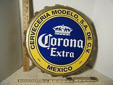 Corona Bottle Cap Beer Sign