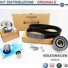 Kit Cinghia Distribuzione ORIGINALE per Audi A4 B8 2.0 TDI 07-16 Ricambio AUDI