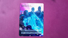 1x Ancestral Recall Full Art with Custom picture MTG