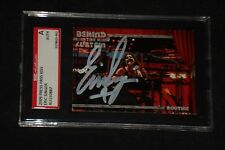 ERIC SINGER 2009 PRESS PASS KISS SIGNED AUTOGRAPHED CARD DRUMMER SGC AUTHENTIC