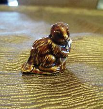 wade figurines retired american series #2 1985-1994 beaver