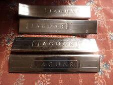 Jaguar XJ 2010 ONWARDS, SET OF LWB TREAD PLATES USED