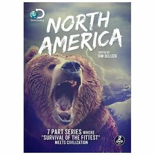 North America (DVD, 2013, 2-Disc Set) - NEW!!
