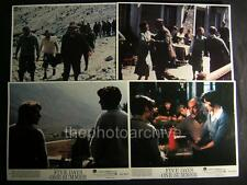 1982 Sean Connery Five Days One Summer VINTAGE 8 Movie PHOTO LOT 421W