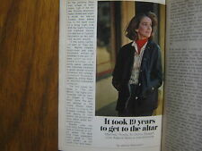 1972 TV Guide   (JULIE  ADAMS/THE JIMMY  STEWART  SHOW/CADE'S  COUNTY/GLENN FORD
