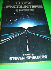 CLOSE ENCOUNTERS OF THE THIRD KIND STEVEN SPIELBERG HB