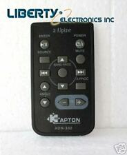 NEW CAR REMOTE CONTROL for ALPINE CDE-100