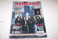 #314 KERRANG! music magazine QUEENSRYCHE AC/DC RATT