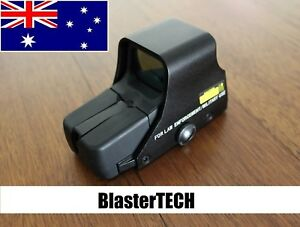 551 Graphic Red Dot Holographic Sight Scope Airsoft for Nerf Blaster