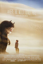 Where the Wild Things Are 2009 U.S. One Sheet Poster