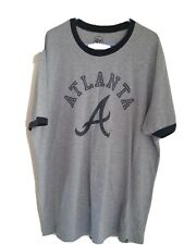 Atlanta Braves T-shirt Xl