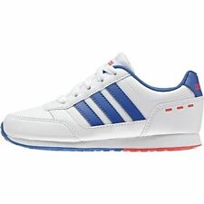adidas Leather Upper Shoes for Boys Sports Trainers