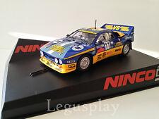 SCX Scalextric Slot Ninco 50602 Lancia 037 Olio Fiat Tabaton / Tedeshini