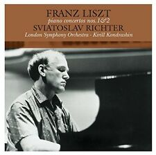 Franz Liszt - Piano Concertos 1 & 2 [New Vinyl LP] Holland - Import