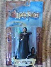 HARRY POTTER Chamber Of Secrets PROFESSOR SNAPE ROGUE Collectible Figure-NEW !