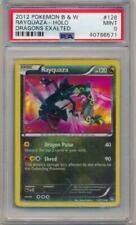 aRayquaza - 128/124 - PSA Mint 9 - Secret Rare (B&W: Dragons Pokemon 3DY