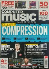 Computer Music Autumn 2015 Modern Compression Mix Dynamics FREE SHIPPING sb