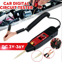 3-48V LCD Digital Electric Circuit Tester Voltage Power Probe Test Detector P3H5