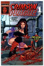 <•.•> CRIMSON PLAGUE • Issue 1 • Event Comics