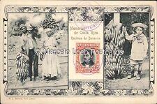 COSTA RICA MEMORIAS RACIMOS DE BANANOS ED. MADURO