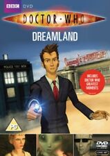 Doctor Who - The New Series: Dreamland DVD (2010) Russell T. Davies ***NEW***