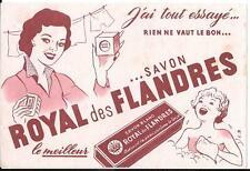 BUVARD SAVON ROYAL DES FLANDRES