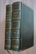 Histoire Générale Des Missions Catholiques - 2 Volumes de (baron). HENRION / F10