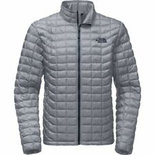 NEW With Tags The North Face MENS THERMOBALL Full Zip Grey XL $199
