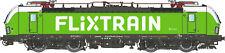 L.S.Models 16074 H0 E-Lok VECTRON DC 9180 6193 813-3 D-Rpool  FLIXTRAIN