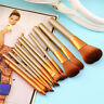 12pcs Makeup Cosmetic Brushes Set Powder Foundation Eyeshadow Lip Brush Tool EI