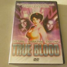 True Blood (DVD, 2003) New Factory Sealed