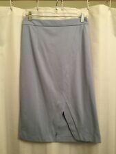 Jenifer Lopez Light Blue Skirt Size 16