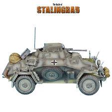 First Legion: VEH009 SdKfz 222 Light Armored Reconnaissance Vehicle, 16th Panzer