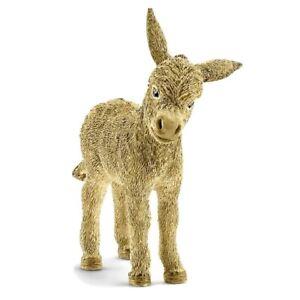 Schleich - Golden Donkey (Limited edition Elmar 72145)