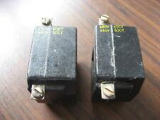 Lot of 2 Square D 2936 S1-C33A Coils (480 Volt)