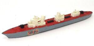 LESNEY MATCHBOX K-302 SEA KINGS CORVETTE CONVOY ESCORT SHIP