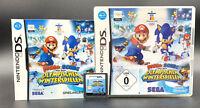 Spiel: MARIO & SONIC bei den Olympischen WINTERSPIELEN für Nintendo DS + 3DS