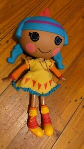 Lalaloopsy Feather Tell-A-Tale Doll Native American Indian Fully Dressed...