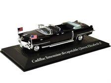 Staatskarosse USA 1959 Cadillac Queen Elisabeth II Metall Modellauto 1:43 Norev