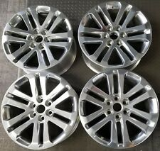 "18"" GMC CANYON FACTORY SET OF 4 OEM ALLOY WHEELS RIMS 2015-2016 18x8 1/2"