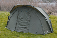 Deluxe One Man Bivvy Shelter, Easy Erect, Carp Night Fishing *FREE P&P*