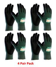 Pip Atg 34 8743 Maxiflex Green Cut Resistant Glove 4 Pair Choose Lg Or Xl