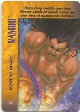 OVERPOWER Namor Watery Grave - OPD - Very Rare - PowerSurge - Marvel
