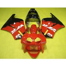 Red Hand Made ABS Fairing Bodywork Kit Set For Honda VFR400R VFR 400R NC30 5A
