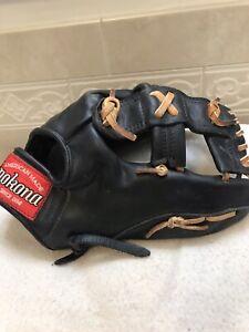 "Nokona AMG-1250 Black Magic 12.5"" Baseball Softball Glove Right Hand Throw"