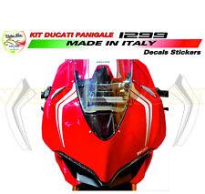 """Adesivi per cupolino - Moto Ducati Panigale 959/1299  """"V244"""""""