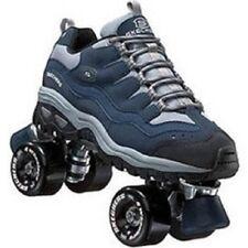 size 9 mens SKECHERS 4 WHEELER ROLLER SKATES skate quad derby boys adult NIB