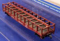 Santa Fe Calcium Carbide Container Specialty Car - Vintage AHM RTR HO Scale Car