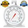 Stainless Steel BBQ Smoker Oven Grill Thermometer Kitchen Temperature Gauge 600℃